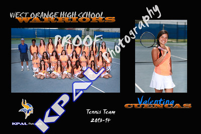 Valentina Cuencas Team Collage