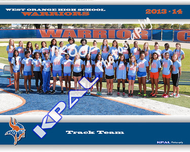 Team Girls Track