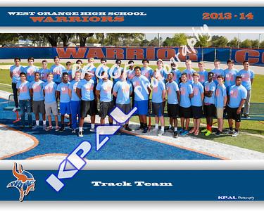 Team Boys Track