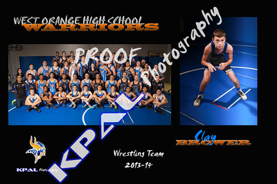 Clay Brower Team Collage