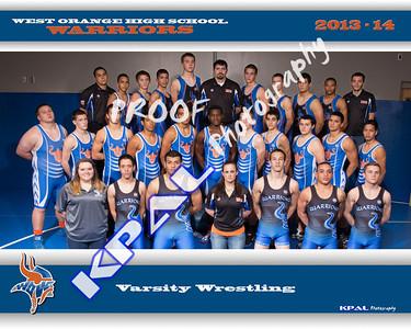 Wrestling Varsity Team Final