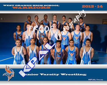 Wrestling JV Team Final
