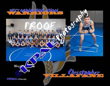 Christopher Villafane-Team Collage