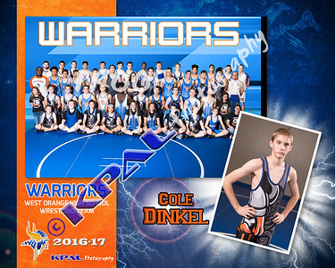 Cole Dinkel-Team Collage