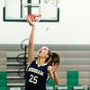 Girls Varsity Basketball: Westwood defeated Needham 58-48 on December 13, 2016 at Westwood High School in Westwood, Massachusetts.
