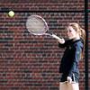 Needham Girls Varsity Tennis defeated Weymouth on May 5, 2014 at Needham High School in Needham, Massachusetts.