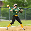 Varsity Softball: North Readin defeated Whittier Tech 10-2 in the MIAA D2 North semifinals on June 13, 2018 at Martin Field in Lowell, Massachusetts.