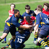 Needham Boys Varsity Rugby tied Wilbrahan Monson 19-19 on April 24, 2013, at Needham High School in Needham, Massachusetts.