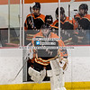 Boys Varsity Hockey: Winthrop defeated Beverly 6-2, in the MIAA D2 North 1st round, on February 27, 2018, at the O'Brien Rink in Woburn, Massachusetts.