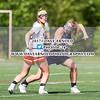 Girls Varsity Lacrosse: Woburn defeated Lexington 7-5 on May 19, 2017 at Woburn High School in Woburn, Massachusetts.