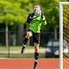 Boys Varsity Soccer: Arlington defeated Woburn 4-1 on September 17, 2018 at Woburn High School in Woburn, Massachusetts.