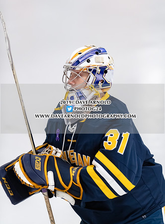 Boys Varsity Hockey: Xaverian defeated Belmont 3-0 on January 21, 2019 at the O'Brien Arena in Woburn, Massachusetts.