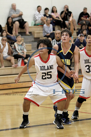 High School Boys Basketball 2013