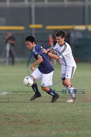 High School Boys Soccer 2013