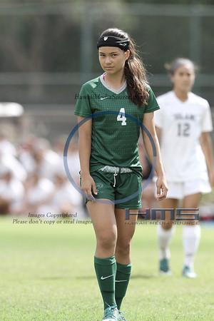 High School Girls Soccer 2013