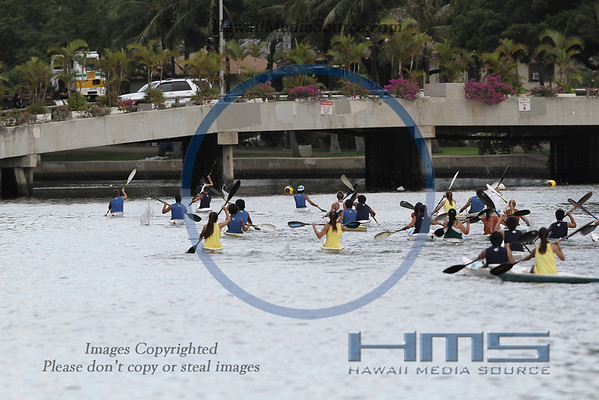 High School Kayaking 2012