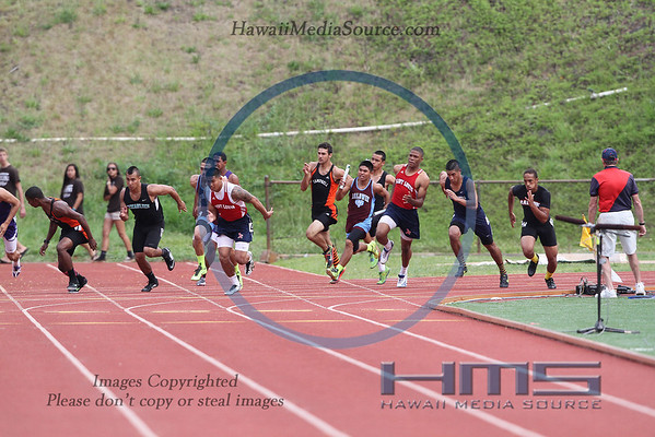 High School Track & Field - States 2013