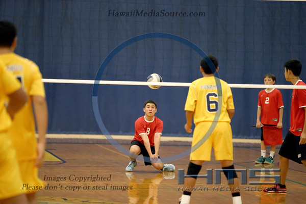High School Boys Volleyball 2015