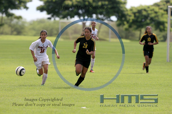 High School Girls Soccer 2014-15