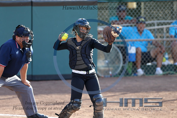 High School Softball 2015