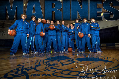 Hamilton BBall Poster Front