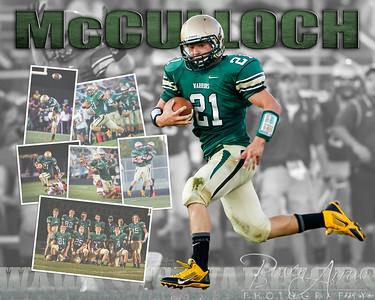 Brandin McCulloch Collage 2013