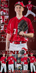 DHS Baseball Banner Austin Berry 01