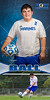 HHS Soccer Marcos Ball Banner