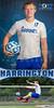 HHS Soccer Alex Harrington Banner