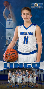 HHS BBall Alfred Lingo Banner