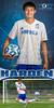 HHS Soccer Jerico Harden Banner