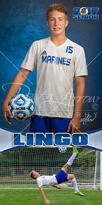HHS Soccer Alfred Lingo Banner
