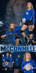 Gracelynn McConnell HHS 2018 Banner