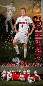 Ben Schlink Soccer Banner