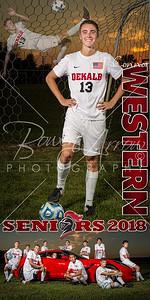 Connor Western Soccer Banner