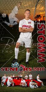 Ethan Stomm Soccer Banner