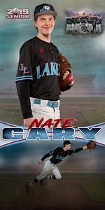 Baseball Nate Cary Banner