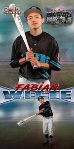Baseball Fabian Witte Banner