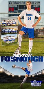 Banner Peyton Fosnough