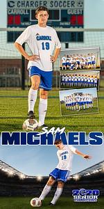 Banner Sam Michaels