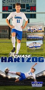 Banner Chase Hartzog