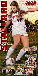 Addison Stallard Soccer Banner 02