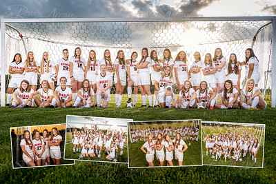 Dekalb Girls Soccer 2019 Poster Back