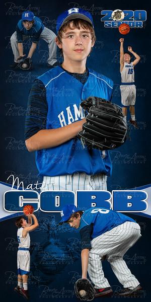Matt Cobb HHS 2020 Banner