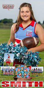 Cheer Courtney Smith Banner