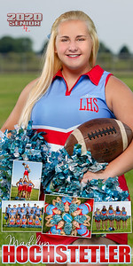 Cheer Madilyn Hochstetler Banner