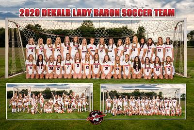 Dekalb Girls Soccer 2020 Poster Back 01