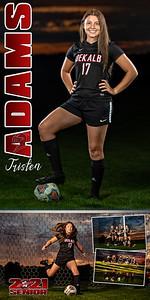 Tristen Adams Soccer Banner 01