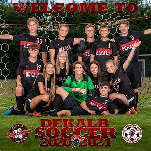 Dekalb Senior 4 x 4 Banner 2020