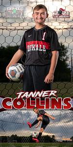 Tanner Collins Soccer Banner 01